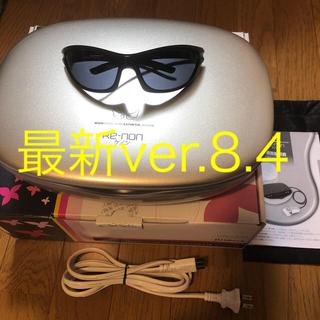 ケーノン(Kaenon)の専用です☆超美品 ケノン ver8.4 スーパープレミアム ストロング追加可能(ボディケア/エステ)