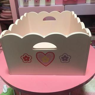 マザーガーデン レア 収納ボックス トレー型 おままごと(知育玩具)