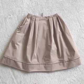 フォクシー(FOXEY)のフォクシーニューヨークはしごレーススカート 40(ひざ丈スカート)