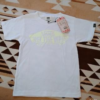 VANS - VANS キッズTシャツ 120