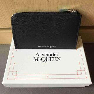 アレキサンダーマックイーン(Alexander McQueen)の正規新品 20SS アレキサンダーマックイーン レザー コインケース 財布(コインケース/小銭入れ)