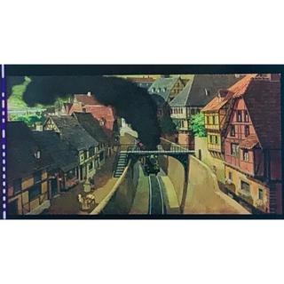 ジブリ(ジブリ)のハウルの動く城 フィルムブックマーカー フィルム(キャラクターグッズ)