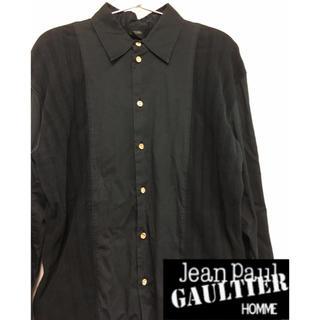 ジャンポールゴルチエ(Jean-Paul GAULTIER)のJEAN PAUL GAULTIER ジャンポールゴルチェ 長袖シャツ M~L(シャツ)