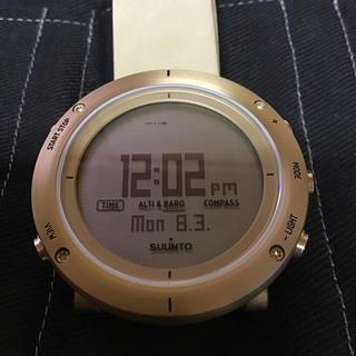 スント(SUUNTO)のスント/SUUNTO Essential GOLD(腕時計(デジタル))