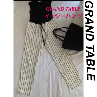 SCOT CLUB - GRAND TABLE   イージーパンツ M