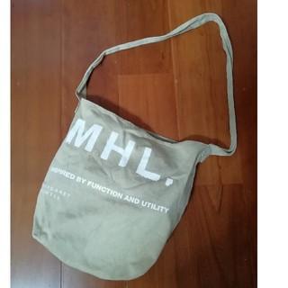 MARGARET HOWELL - 【MHL】ショルダーバッグ