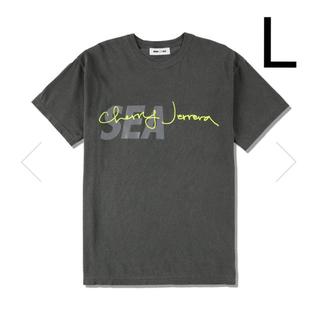 シー(SEA)のCHERRY JERRERA wind and sea ウィンダンシー Tシャツ(Tシャツ/カットソー(半袖/袖なし))