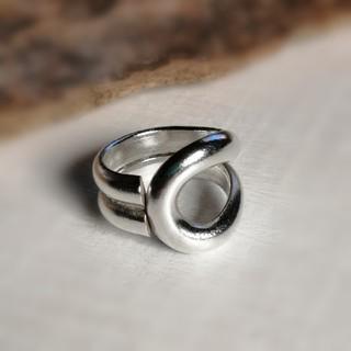 KSR-e1 カレンシルバー リング(リング(指輪))