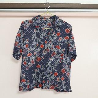スタディオクリップ(STUDIO CLIP)のstudioCLIP*DEVEAUX開襟シャツ(シャツ/ブラウス(半袖/袖なし))