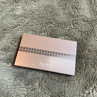 オーブクチュール(AUBE couture)のソフィーナ オーブ クチュール デザイニング アイブロウ(パウダーアイブロウ)