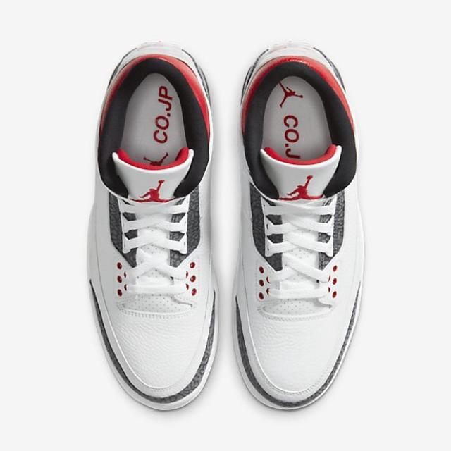 "NIKE(ナイキ)の29.5 AIR jordan RETRO 3 ""co.jp""  DENIM メンズの靴/シューズ(スニーカー)の商品写真"