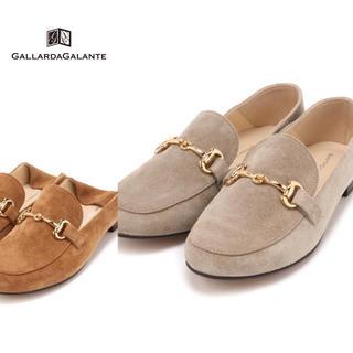 ガリャルダガランテ(GALLARDA GALANTE)のGALLARDAGALANTE ガリャルダガランテ 2WAYビットローファー(ローファー/革靴)