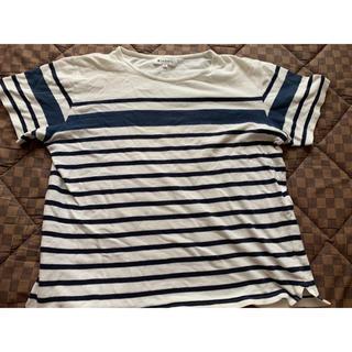 ザショップティーケー(THE SHOP TK)のタケオキクチ ボーダーTシャツ Takeo Kikuchi 3サイズ(Tシャツ/カットソー(半袖/袖なし))