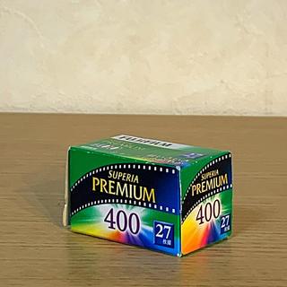 フジフイルム(富士フイルム)の富士フィルム スペリア プレミアム400 27枚撮り(フィルムカメラ)