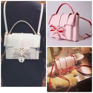 OPENING CEREMONY - niels peeraer bell backpack baby pink