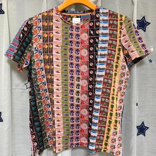ポールスミス(Paul Smith)のポールスミス 切手 スタンププリント Tシャツ ヴィヴィアン バーバリー(Tシャツ(半袖/袖なし))