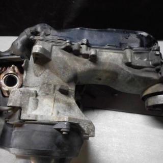 ホンダ(ホンダ)の原付ZX最終型エンジン(車体)