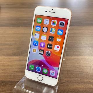 アップル(Apple)の【◆T787】美品 SIMフリー iPhone8 ゴールド 64GB(スマートフォン本体)