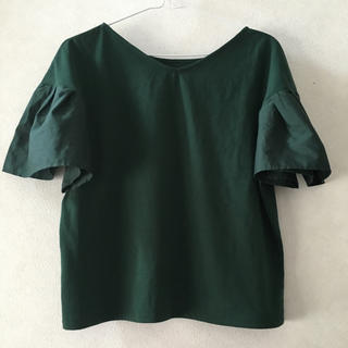 オペークドットクリップ(OPAQUE.CLIP)のオペークドットクリップ Tシャツ プルオーバー テチチ 無印良品 GU 好きにも(Tシャツ(半袖/袖なし))