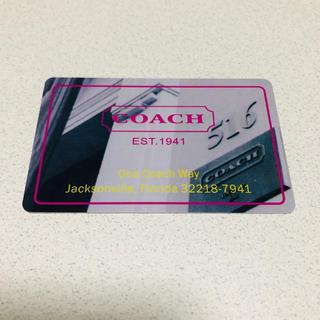 コーチ(COACH)の★COACH コーチ カード★(その他)