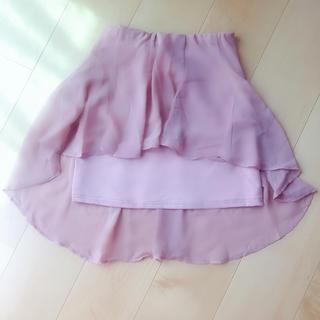 snidel - スナイデル ピンク色☆ ミニスカート♡ レディース
