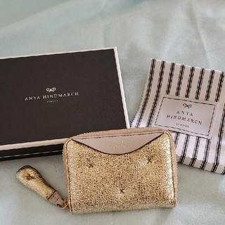 アニヤハインドマーチ(ANYA HINDMARCH)のアニヤハインドマーチ ミニ財布(コインケース)