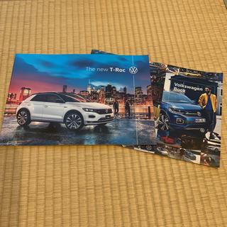 フォルクスワーゲン(Volkswagen)のフォルクスワーゲン T-Roc カタログ(2020年7月)(カタログ/マニュアル)