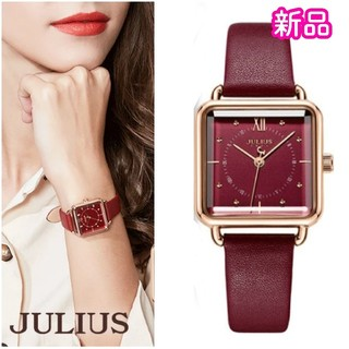 ユリウス(JULIUS)のJULIUSレディース腕時計(腕時計)