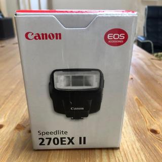 キヤノン(Canon)の(新品) Canon270ex2(ストロボ/照明)