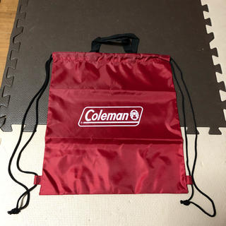コールマン(Coleman)の新品コールマン  ナップサック(バッグパック/リュック)