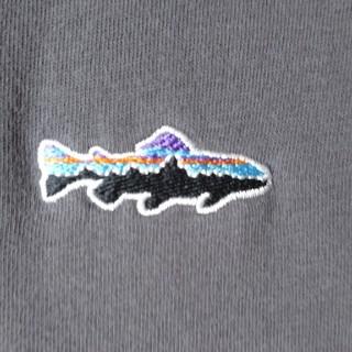 パタゴニア(patagonia)のパタゴニア トラウト ポロシャツ(ポロシャツ)