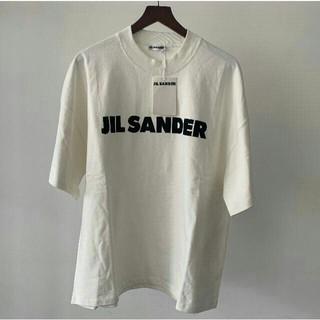 Jil Sander - 【新品】JIL SANDER オーバーサイズ Tシャツ Lサイズ