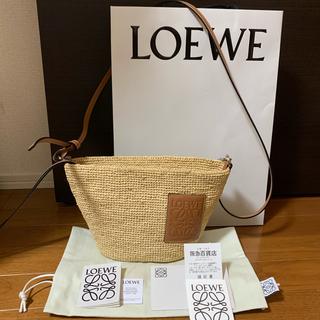 LOEWE - LOEWE ロエベ ラフィアポシェット ショルダー