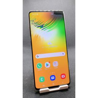 サムスン(SAMSUNG)の値下げしました!!Galaxy S10 5GGold 256GB SIMフリー (スマートフォン本体)