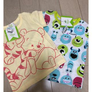西松屋 - かなりお得!60〜70㎝ Tシャツ  2セット限り!
