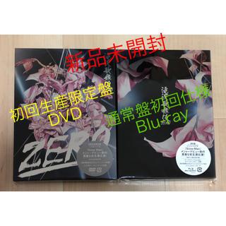 Johnny's - 滝沢歌舞伎ZERO DVD(初回生産限定盤)+通常盤Blu-ray(初回仕様)