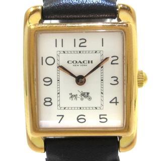 COACH - コーチ 腕時計 CA.88.7.34.0913 レディース