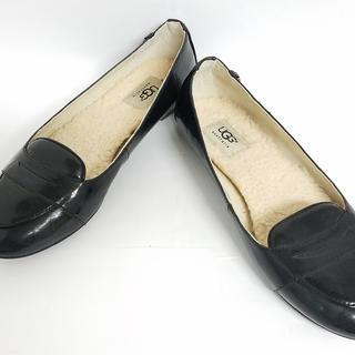 アグ(UGG)のアグ ローファー 26 レディース デベロー(ローファー/革靴)