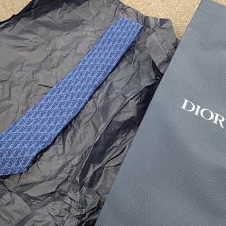 クリスチャンディオール(Christian Dior)のChristian Diorネクタイ (最安値にしました)(ネクタイ)