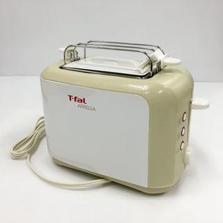 ティファール(T-fal)のT-fal ポップアップトースター TT356970(調理機器)