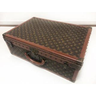 ルイヴィトン(LOUIS VUITTON)のルイヴィトン モノグラム トランク スーツケース(トラベルバッグ/スーツケース)