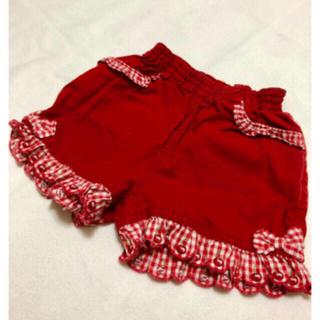 シャーリーテンプル(Shirley Temple)のシャーリーテンプル  キュロットスカート ShirleyTemple チェリー(パンツ/スパッツ)