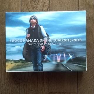 浜田省吾 ON THE ROAD 2015-2016 [DVD]