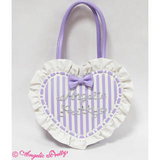 Angelic Pretty - AngelicPretty  Whip Dollバッグ ラベンダー 美品