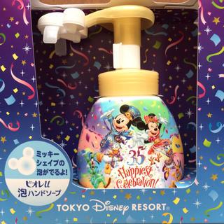 Disney - ビオレu泡ハンドソープ ミッキー