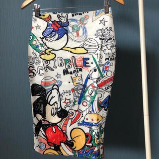 ディズニー(Disney)のミッキー M  スカート ミッキーマウス ディズニー(その他)