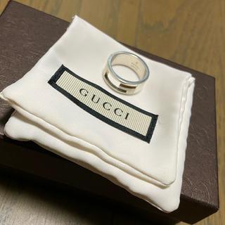 Gucci - GUCCI グッチ SV925 シルバー リング 指輪 14号 グッチ