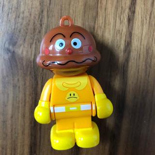 バンダイ(BANDAI)のアンパンマン ブロックラボ カレーパンマン(知育玩具)