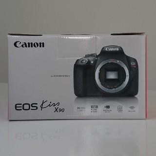 キヤノン(Canon)のCanon EOS Kiss X90 ボディ(デジタル一眼)