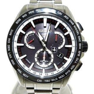 SEIKO - セイコー 腕時計美品  アストロン メンズ